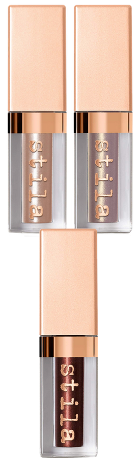 STILA Heights Shimmer & Glow Liquid Eye Set(all 3 included)
