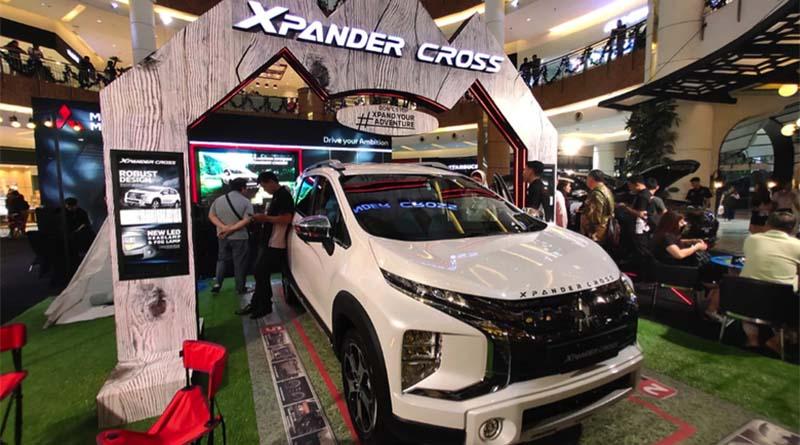 Gara-gara Corona, Peluncuran Xpander Cross di Filipina Batal
