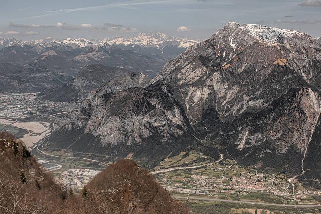 Mountainbike Tour: Monte San Simione Freefall/ Friaul