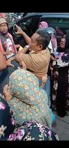 Viral Pelakor Tertangkap Basah Istri Sah Sedang Jalan Berdua di Tebing Tinggi