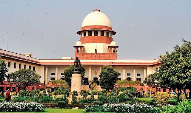 SC rebukes central government