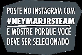 Promoção #neymarjrsteam