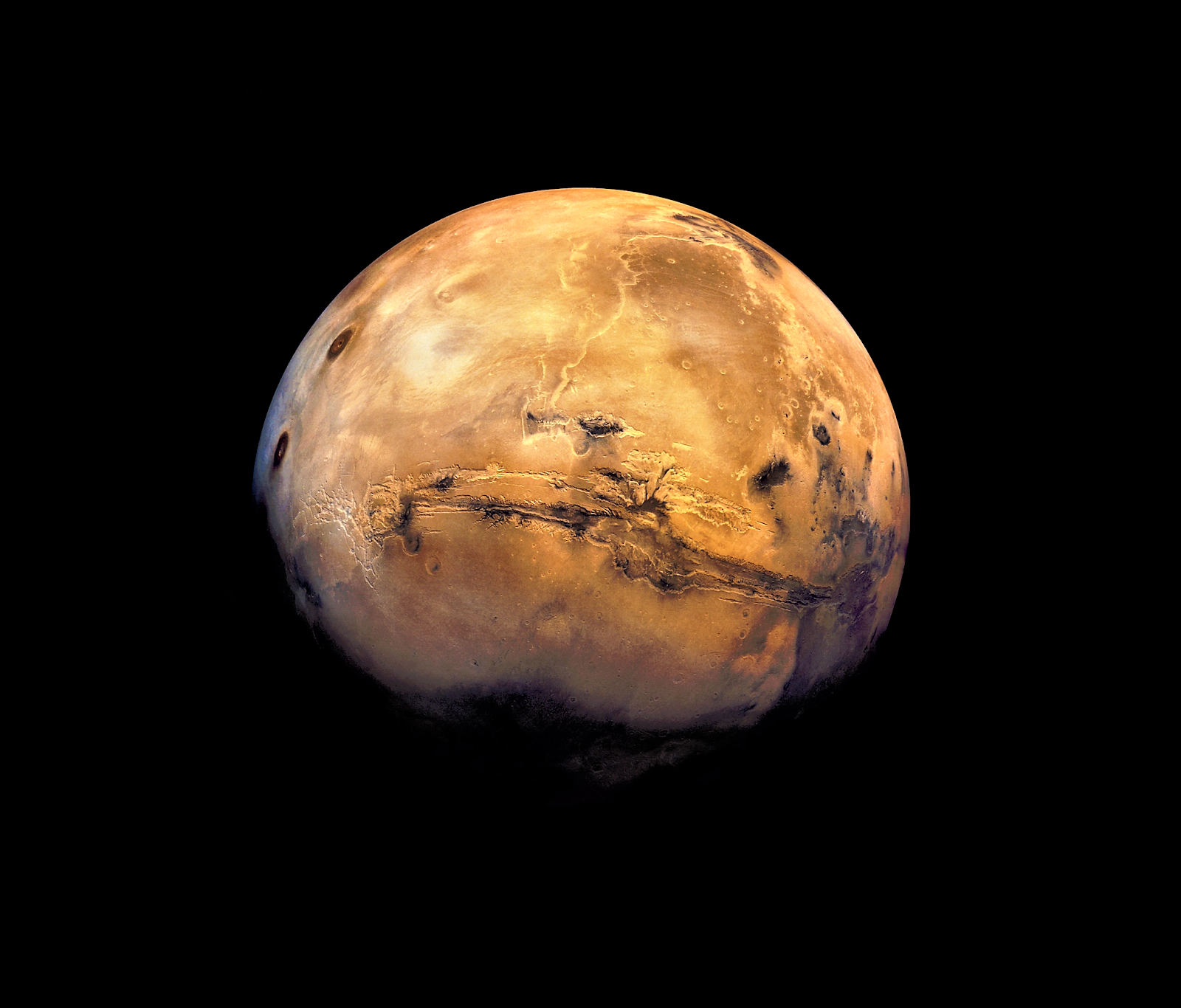 Mars 2020,  NASA discovered possible evidence of life on Mars
