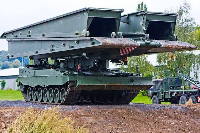 Combat Engineering Equipment - Armored Vehicle Launch Bridge Acquisition Project of the Philippine Army