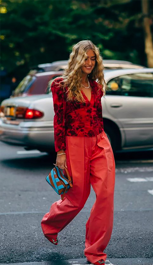 new york fashion week street style spring 2020