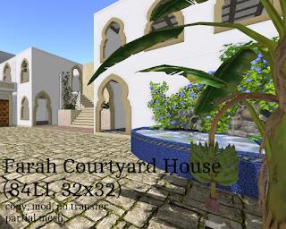 Farah Courtyard House