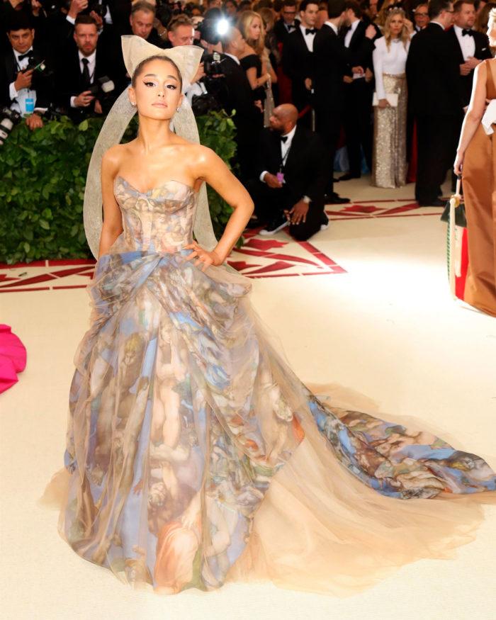 Met gala 2018: 7 vackraste klänningar från årets Met gala