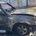 Радикальні методи: в Києві спалили авто «героя парковки» - сайт Деснянського району