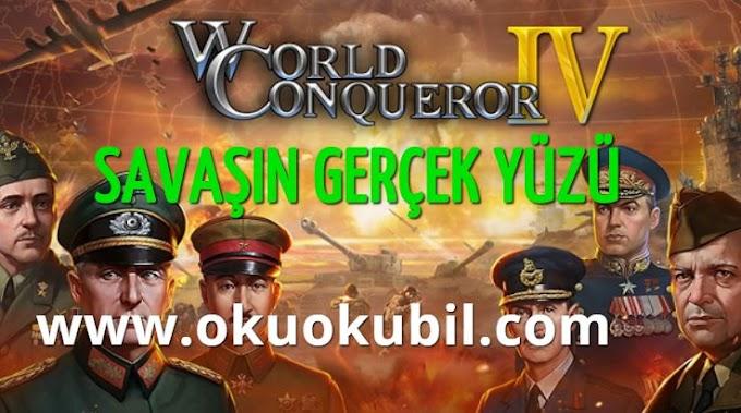 World Conqueror 4 v1.2.40 Sınırsız Tank + Cephane + Hileli Apk Süper Mod İndir 2020
