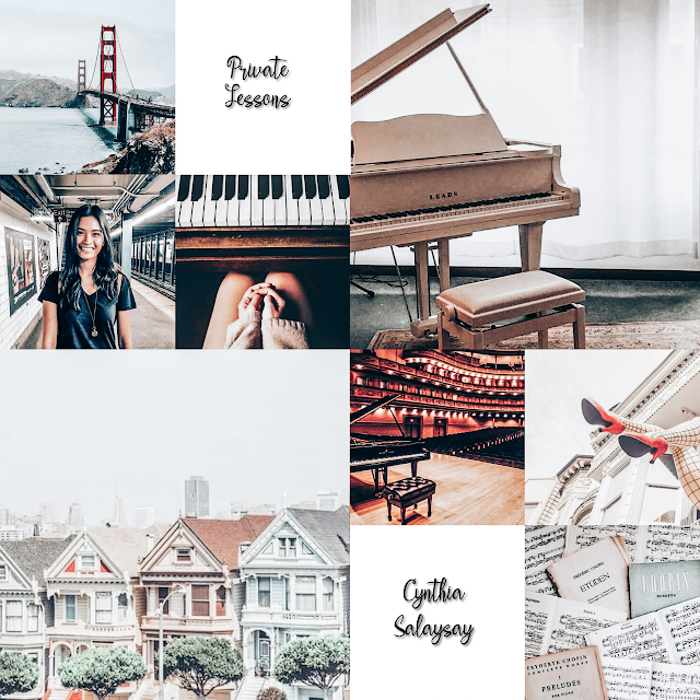 private lessons aesthetic moodboard
