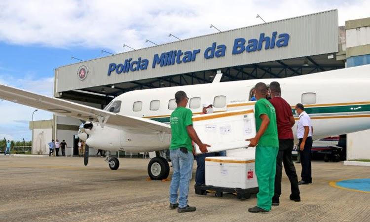 Próximas remessas da vacina Janssen serão destinadas a todos os municípios baianos
