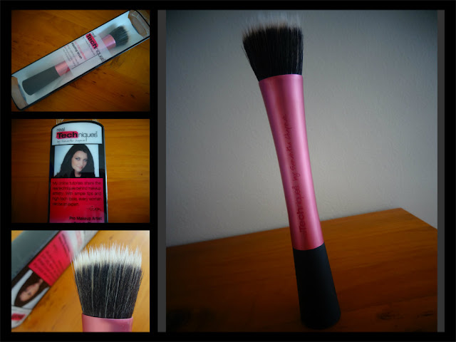 Friday Favourite #3: Real Techniques Stippling Brush (Review)