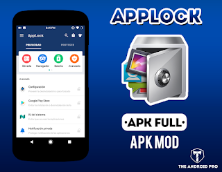 AppLock Premium v3.0.7 [PRO] [Latest]