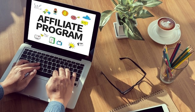 what is affiliate marketing links passive income sales