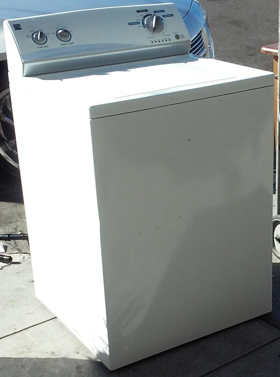 Uhuru furniture collectibles sold sears kenmore washer Sears kenmore washer