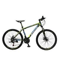 26 exotic 2635xt mtb sepeda gunung