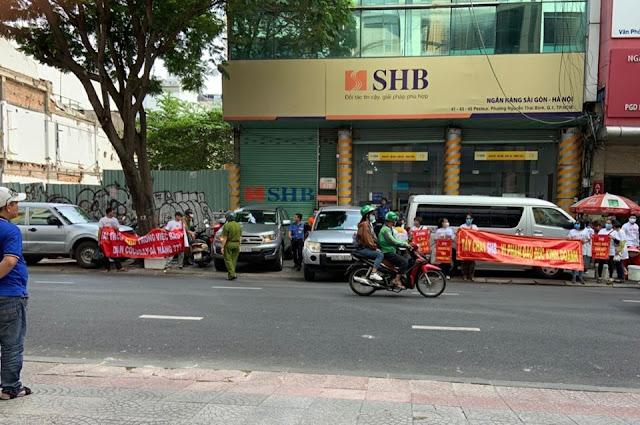 Vì sao nhà đầu tư Cocobay kêu gọi tẩy chay ngân hàng SHB?