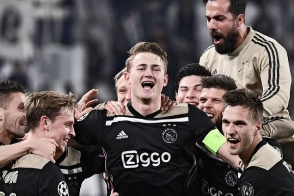 Ini cara KNVB Bantu Ajax Amsterdam Juara Liga Champions