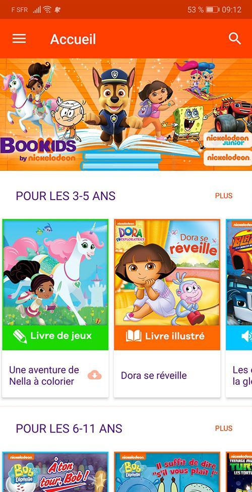 Bookids by Nickelodeon | licenseglobal.com