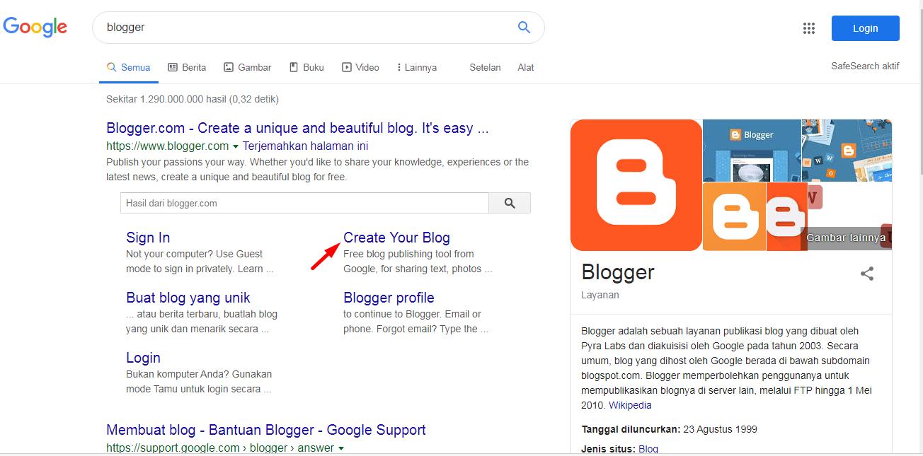 Make a Free Blog