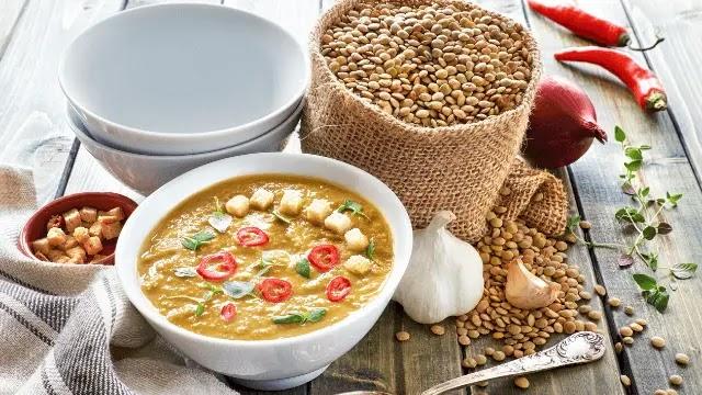 Types of Lentils and Lentil Soup   Lentils Nutrition Facts