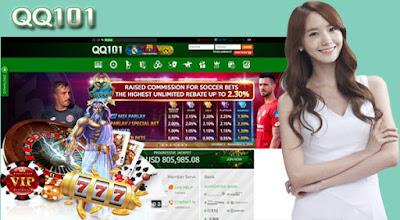Situs Judi Terpercaya Bandar Slot Online Resmi Terbesar QQ101