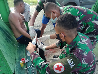 TNI Berbakti Pada Masyarakat