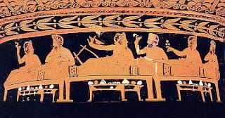 Η διατροφή των Αρχαίων Ελλήνων