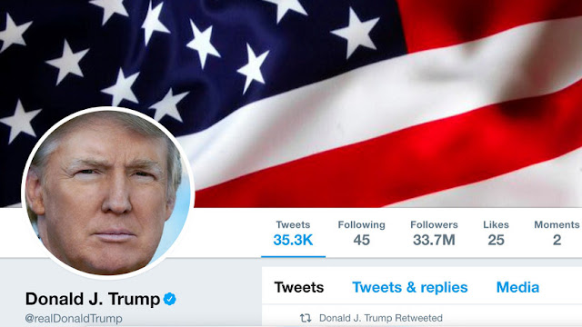 """Trump: """"Los tuits son mi única forma de defensa"""""""