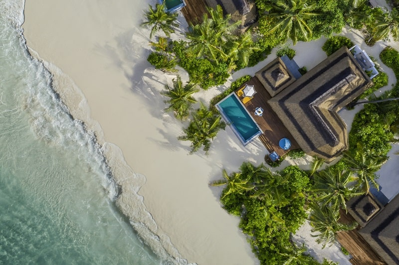 Pullman Maldives Maamutaa Resort opens today