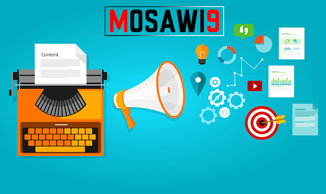 Content Marketing - التسويق بالمحتوى
