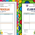 Editable CLASS PROGRAMS (Free Download)
