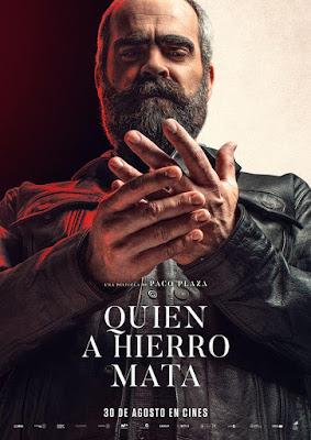 Quien a Hierro Mata [2019] [DVD R2] [Spanish]