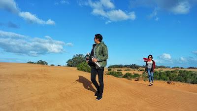 pery sandhill australia