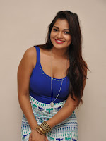 Ashwini sizzling at Ameerpet Lo movie event-cover-photo