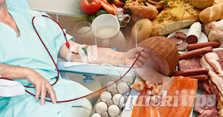 What are the foods which not harm to kidney diseases?