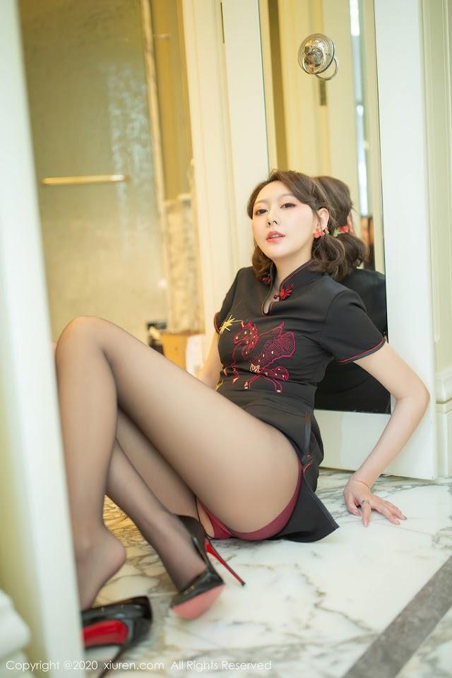 China Beautyful Girl Pic No.228 || 艺轩 (Yi Xuan)