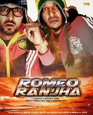 Romeo Ranjha 2014 Punjabi Movie 720p HDRip 900MB