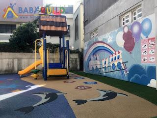 桃園市八德區大安國民小學 幼兒園戶外遊戲場工程