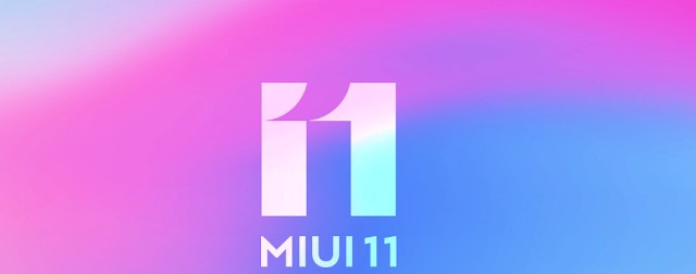 MIUI 11 list of new features