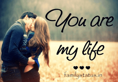 love status in english for girlfriend