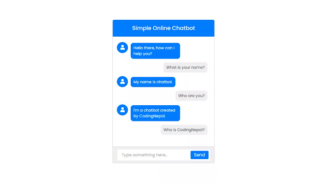 Simple Chatbot using PHP with MySQL & jQuery (Ajax)