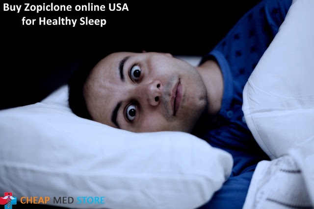 Zopiclone helps men having sleeping diorder