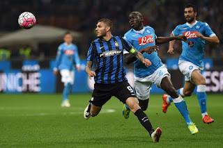 بث مباشر مباراة إنتر ميلان ونابولي اليوم 26/12/2018 الدوري الإيطالي Inter Milan vs Napoli live