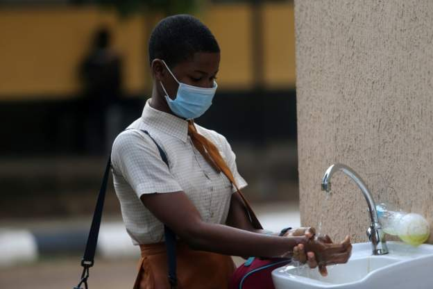 Nigeria schools to reopen in a week's time