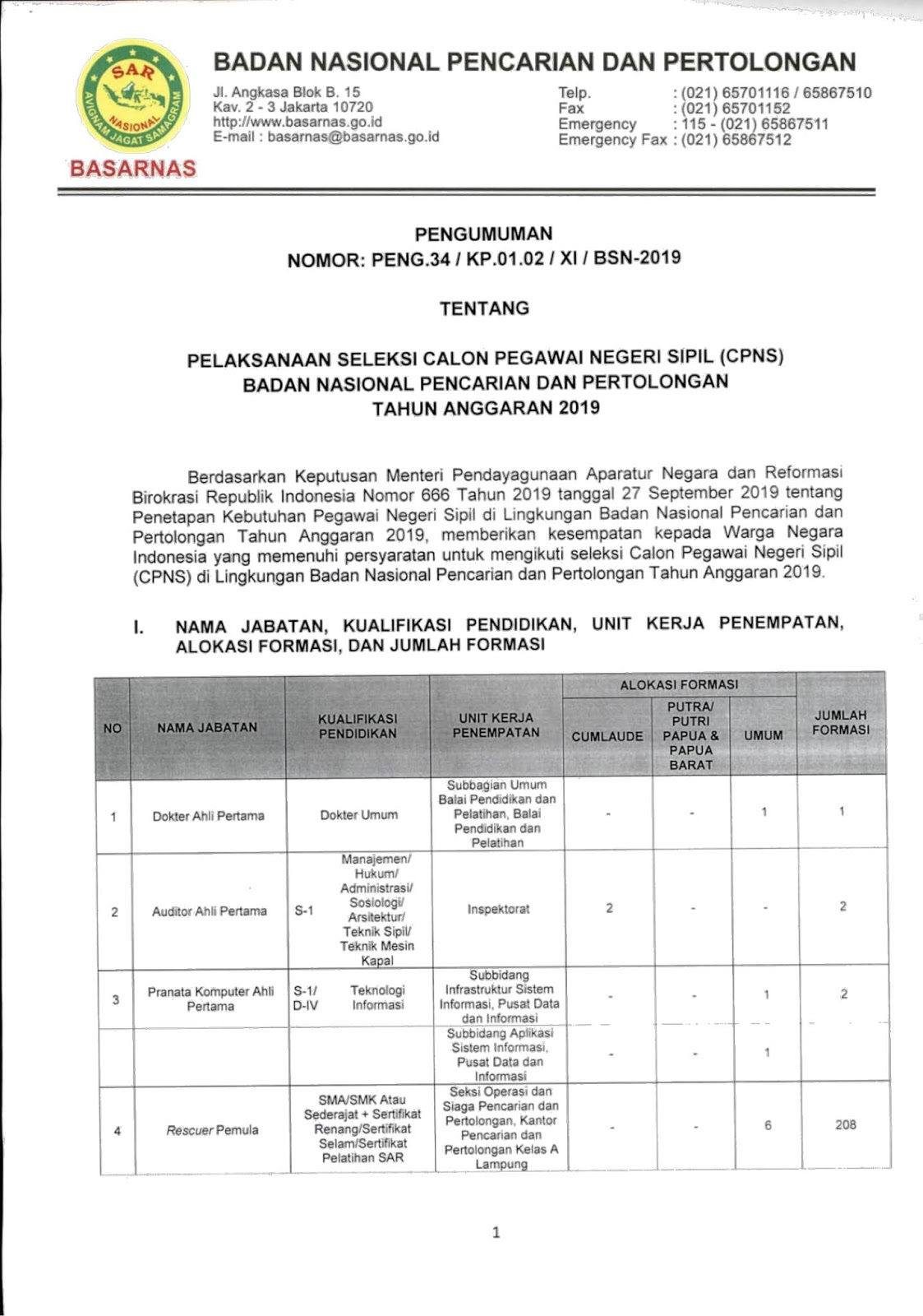 Cpns Papua 2019 : papua, Pendaftaran, Papua, Informasi, CPNS/ASN, IndonesiaInfo, CPNS-ASN, Indonesia