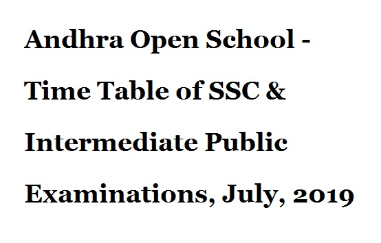 andhra-open-school-time-table-of-ssc-Intermediate-Public-Examinations