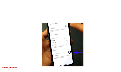 how to take a screenshot on iPhone Xr,xs or x without power button and volume button