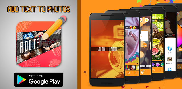 Top Android Apps List to Write Text on Photos | Add Text to Photo