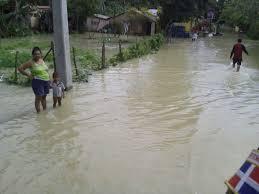 Suben a 615 desplazados y 123 viviendas afectadas por lluvias
